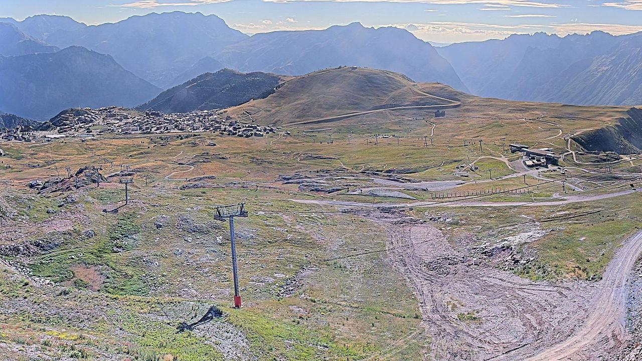 Webcam Alpes d'Huez