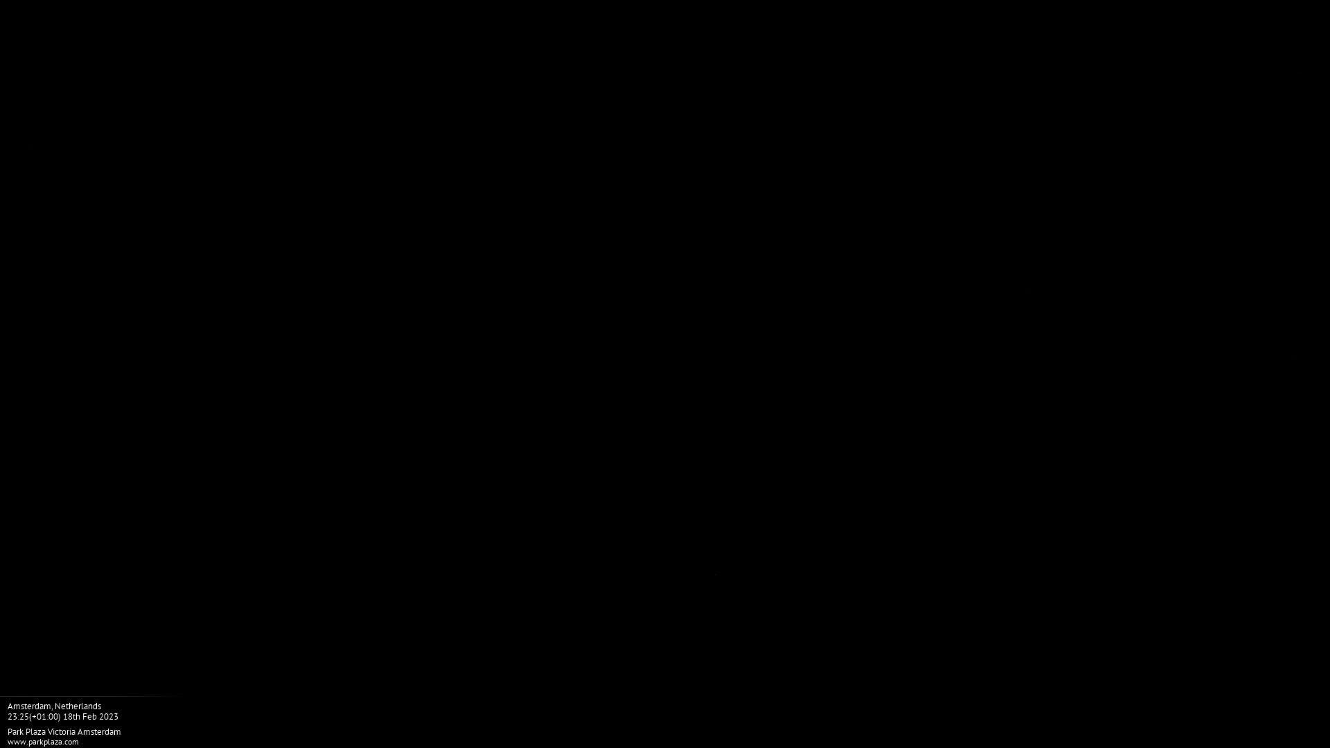 Webcam Amsterdam
