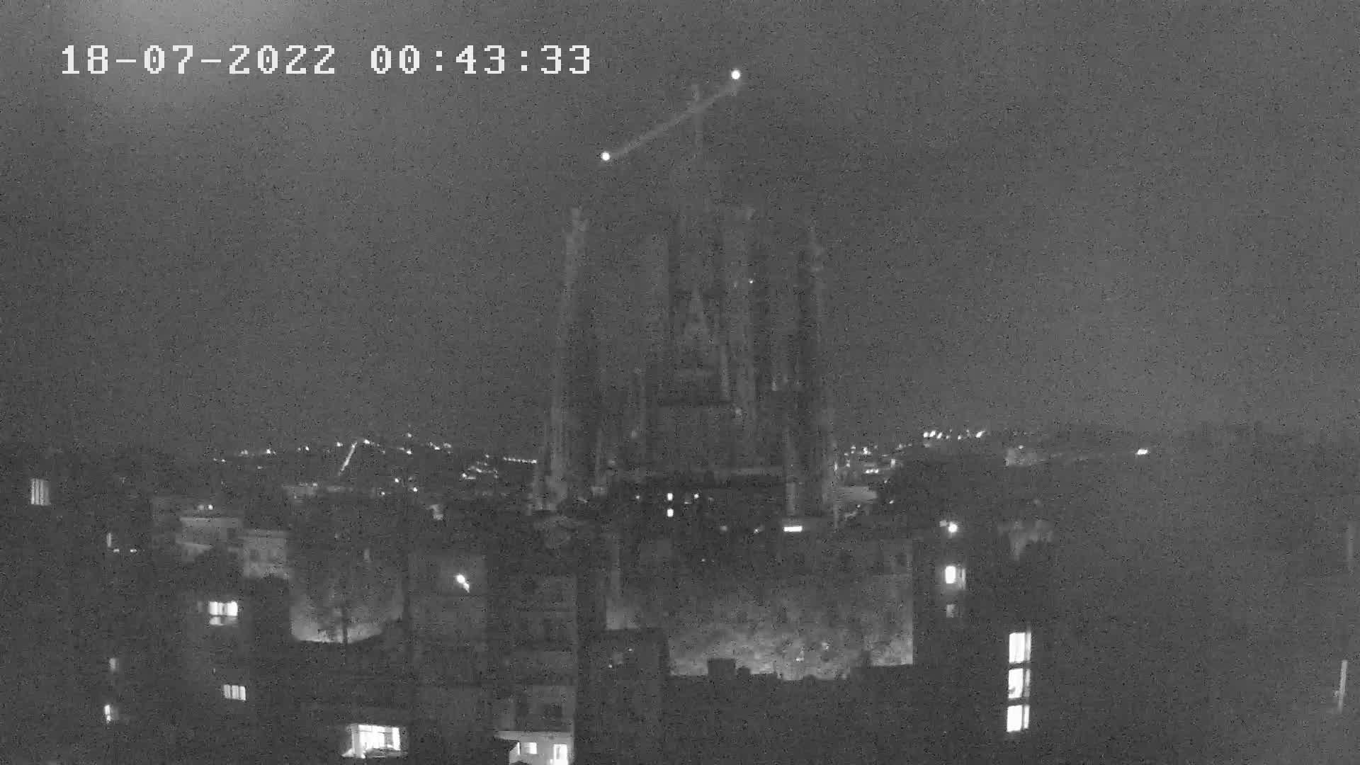 Webcam Barcelone