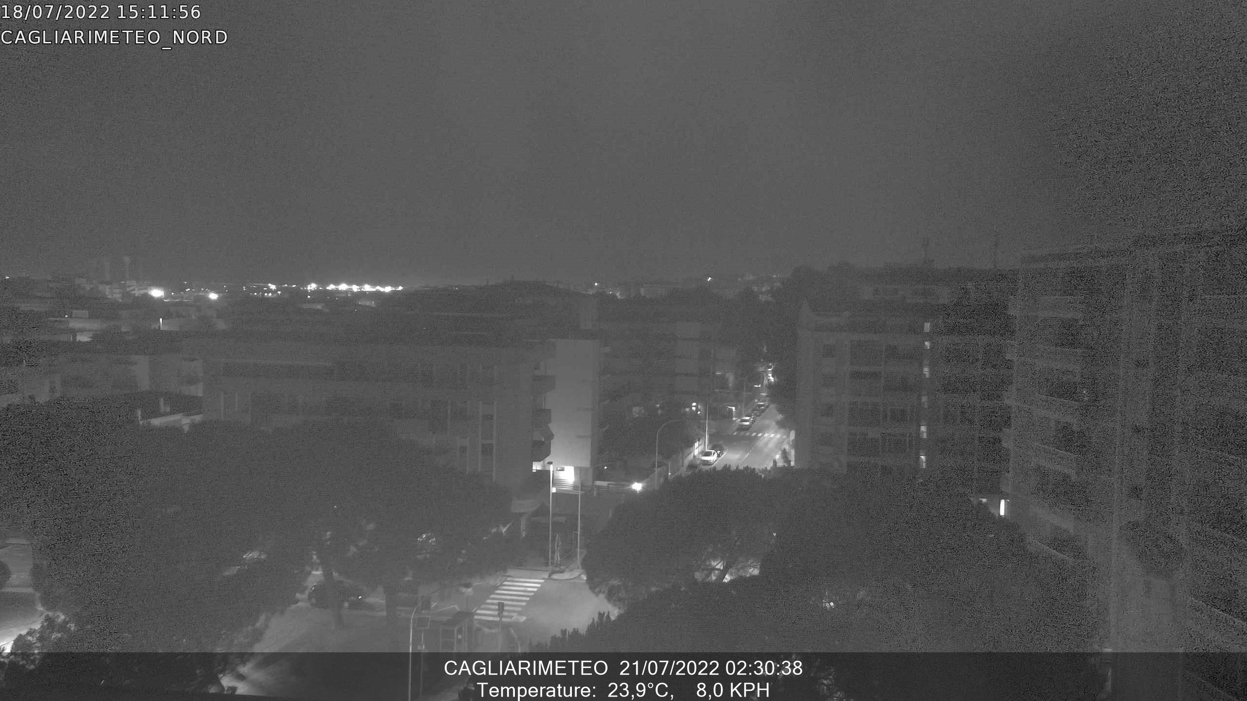 Webcam Cagliari