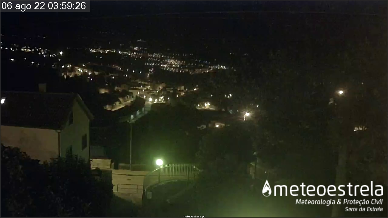 Webcam Covilha