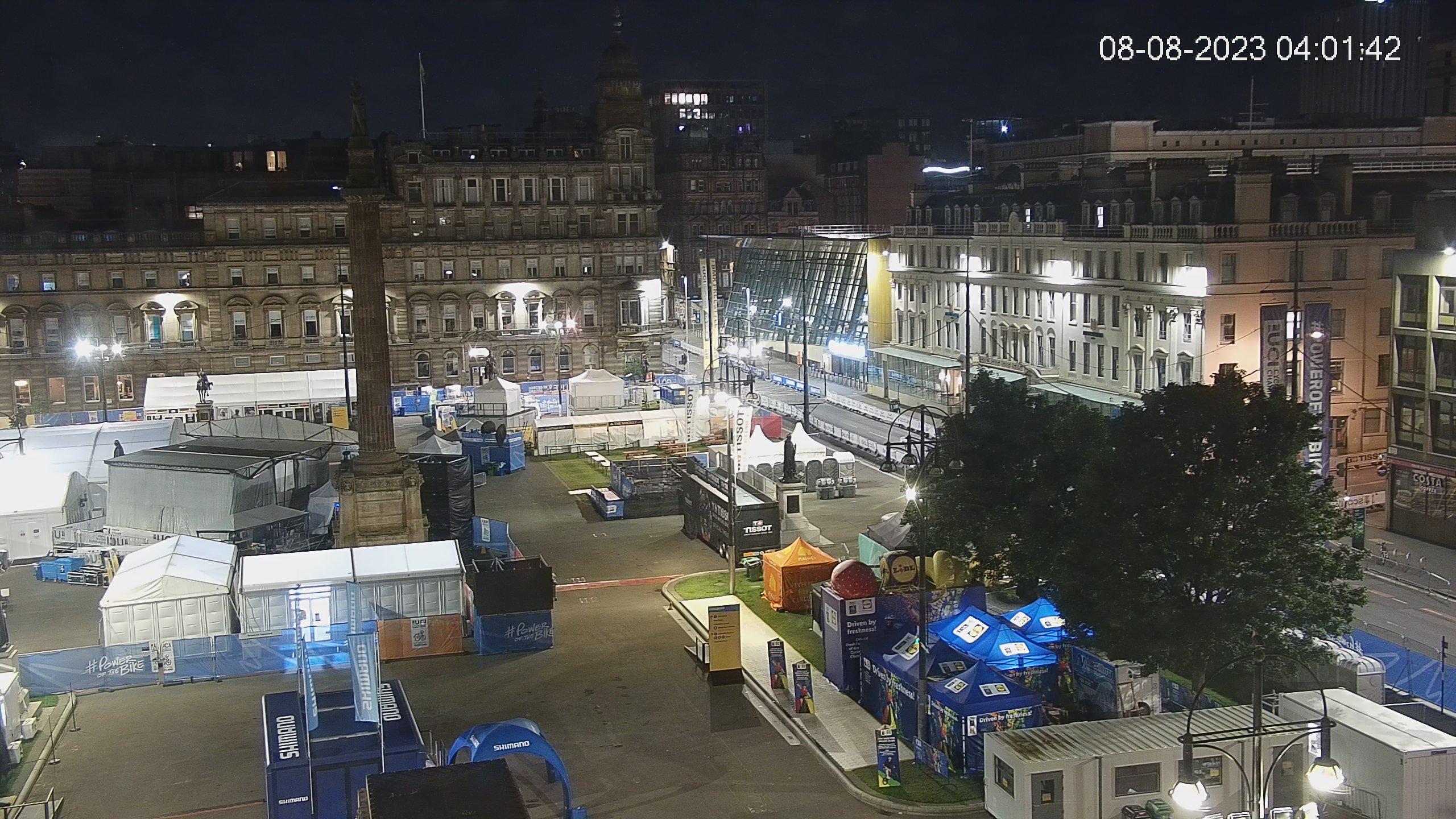 Webcam Glasgow