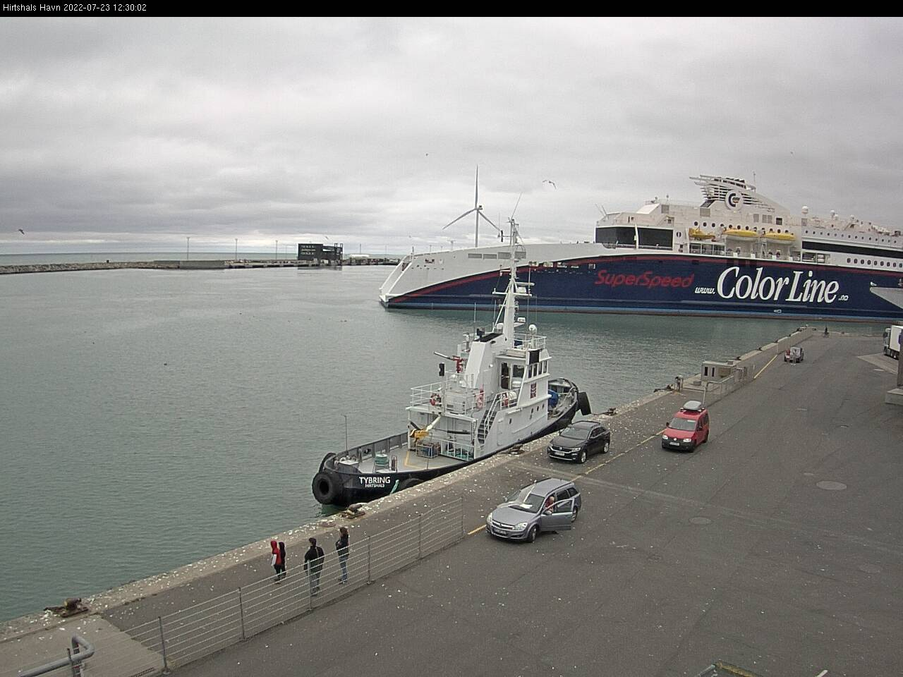 Webcam Hirtshals