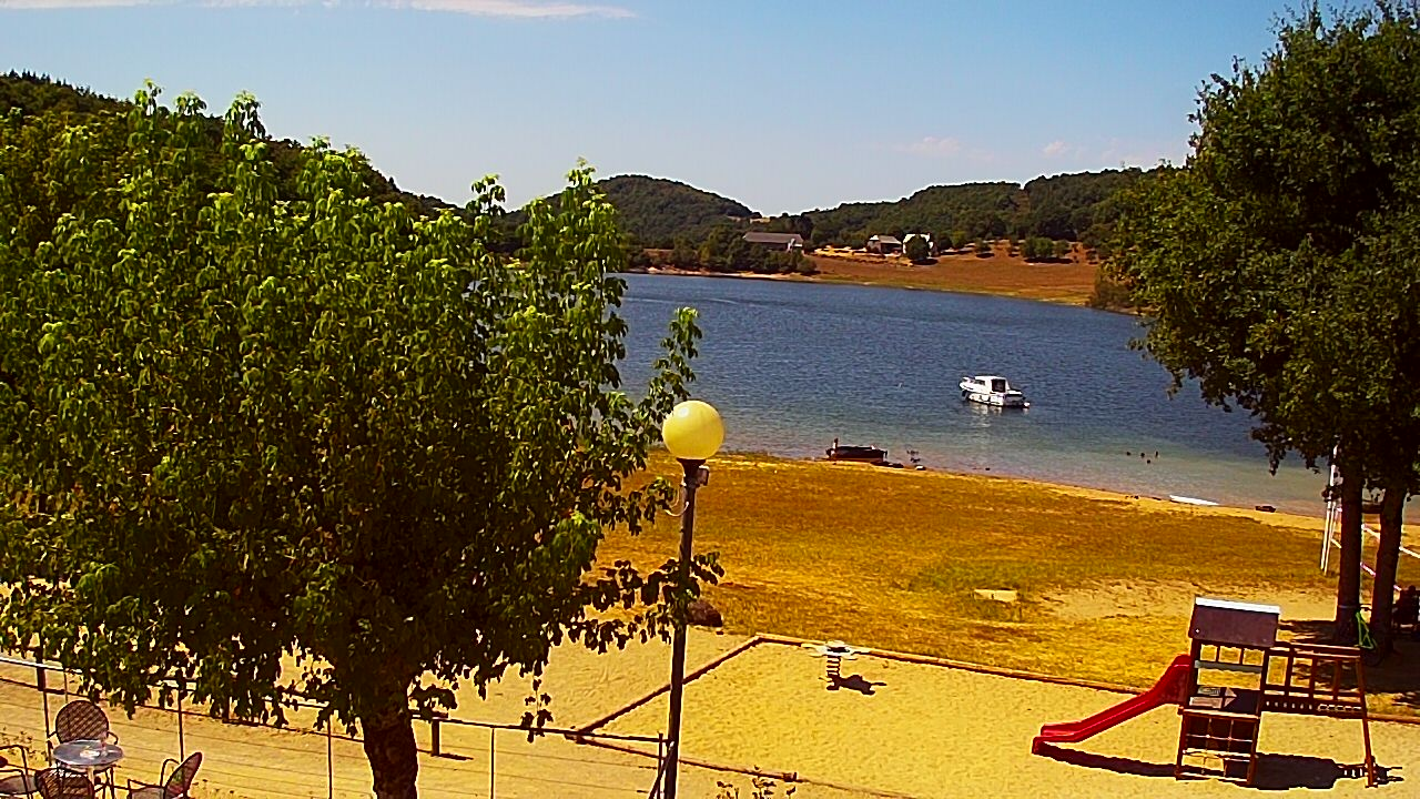 Webcam Lac de Maury