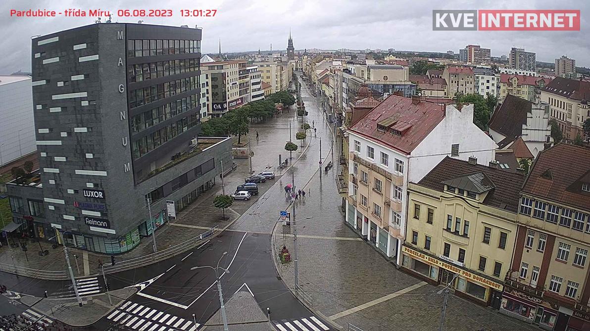 Webcam Pardubice