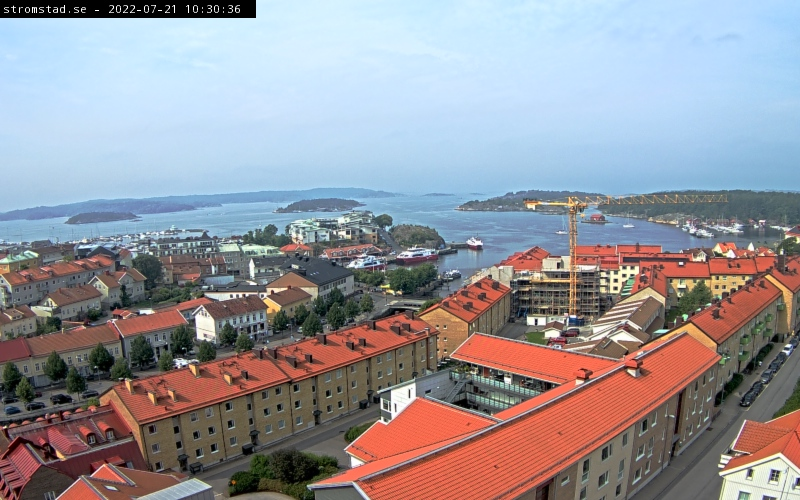 Webcam Stromstad