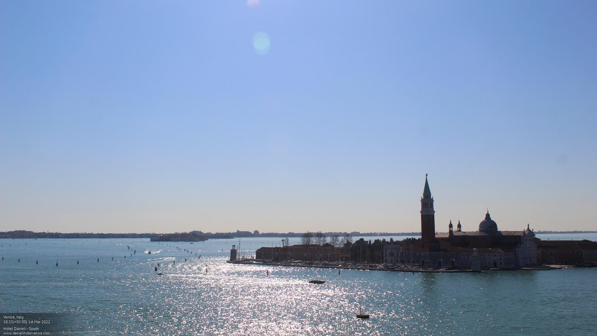 Webcam Venise