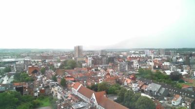 Webcam Leuven (skyline)