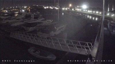 Webcam Zeebruges